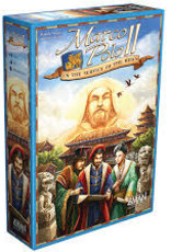 Z-Man Games, Inc. Marco Polo II: In The Service Of The Khan (EN)