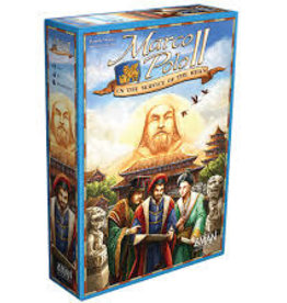 Z-Man Games, Inc. Marco Polo II: In The Service Of The Khan (EN)