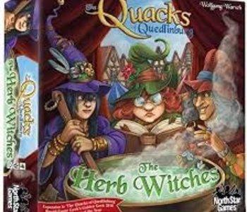 Quacks of Quedlinburg: Ext. The Herb Witches (EN)