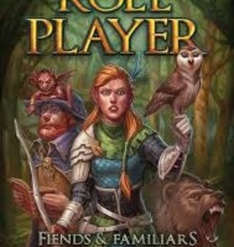 Thunderworks Games Roll Player: Ext. Fiends And Familiars (EN)