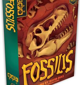 Kids Table BG Précommande: Fossilis (EN) Decembre2020