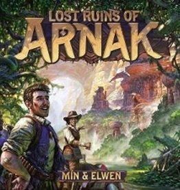 Czech Games Edition Précommande: Lost Ruins Of Arnak (EN) Octobre2020