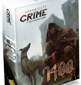 Lucky Duck Games Précommande: Chronicles Of Crime: 1400 (EN) Octobre2020