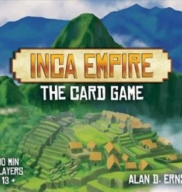 DPH Games Précommande: Inca Empire: The Card Game (EN)