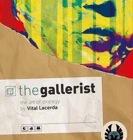 Eagle-Gryphon Games The Gallerist W/Expansions French Edition