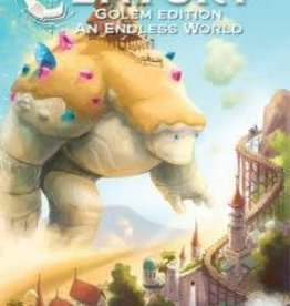 Plan B Précommande: Century Golem: An Endless World (ML)