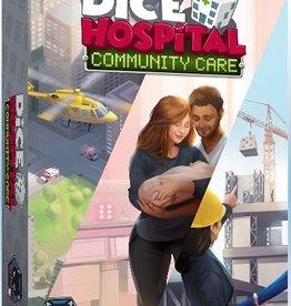 Alley Cat Games Précommande: Dice Hospital: Ext. Community Care (EN) Novembre2020