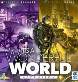 La Boite De jeu Précommande: It's A Wonderful World: Ext. Corruption Et Ascension (FR) Q4 2020: Octobre à Décembre 2020