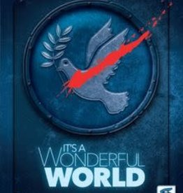 La Boite De jeu It's A Wonderful World: Ext. Guerre Ou Paix (FR)