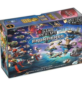 Iello Star Realms Ext. Frontieres (FR)