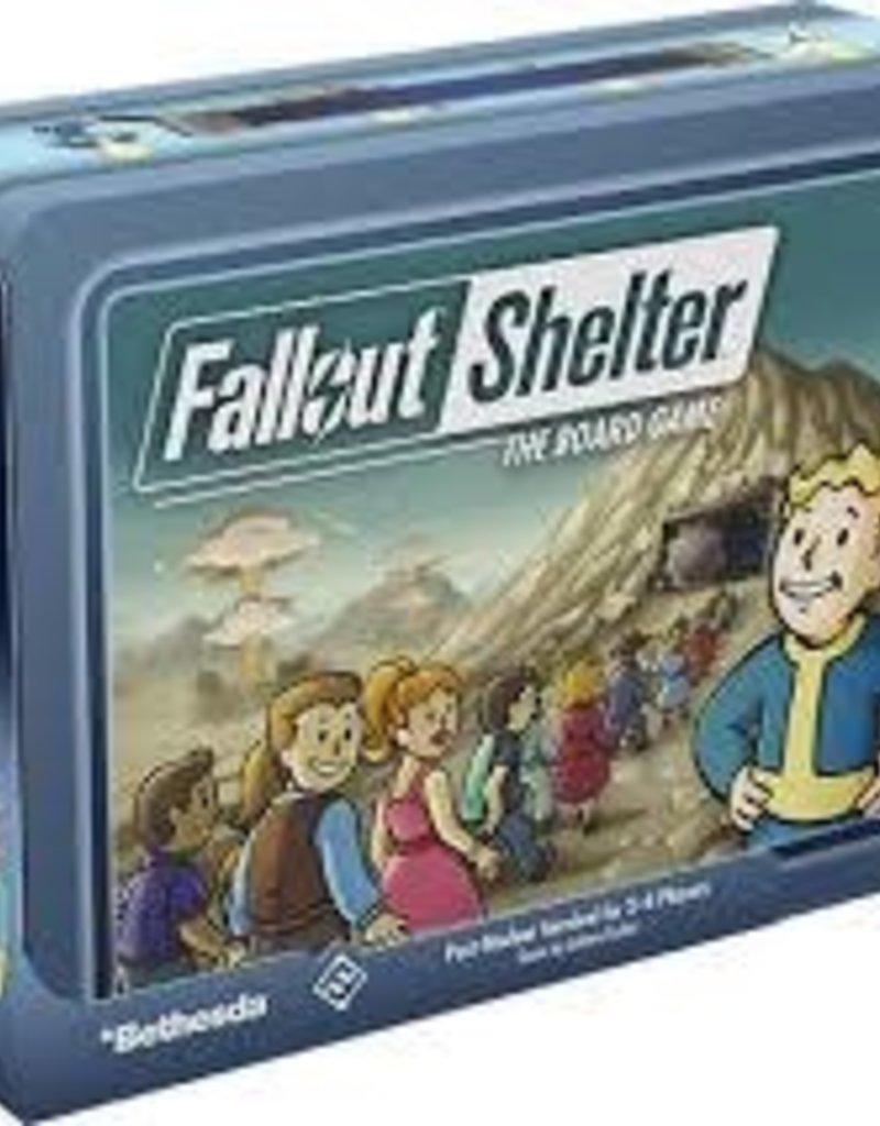 Fantasy Flight Games Fallout Shelter: Le Jeu De Plateau (FR)