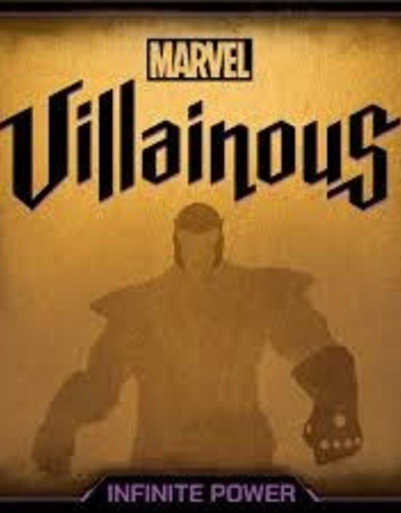 Ravensburger Disney Villainous: Marvel (EN)