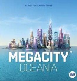 Hub Games Précommande: Megacity: Oceania (EN) Date inconnu