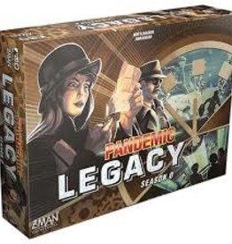 Z-Man Games, Inc. Précommande: Pandemic Legacy: Saison 0 (FR) Q4 2020: Octobre à Décembre 2020