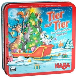 Haba Précommande: Animal Upon Animal: Christmas Edition (ML) Q3 2020: Juillet à Septembre 2020