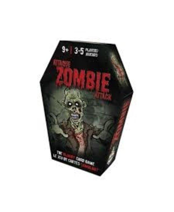 Attaque Zombie (ML)