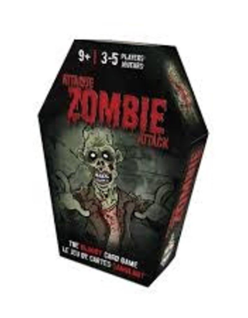 Editions Gladius International Inc. Attaque Zombie (FR)