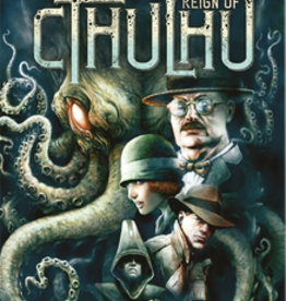Z-Man Games, Inc. Pandemic: Reign Of Cthulhu (EN)