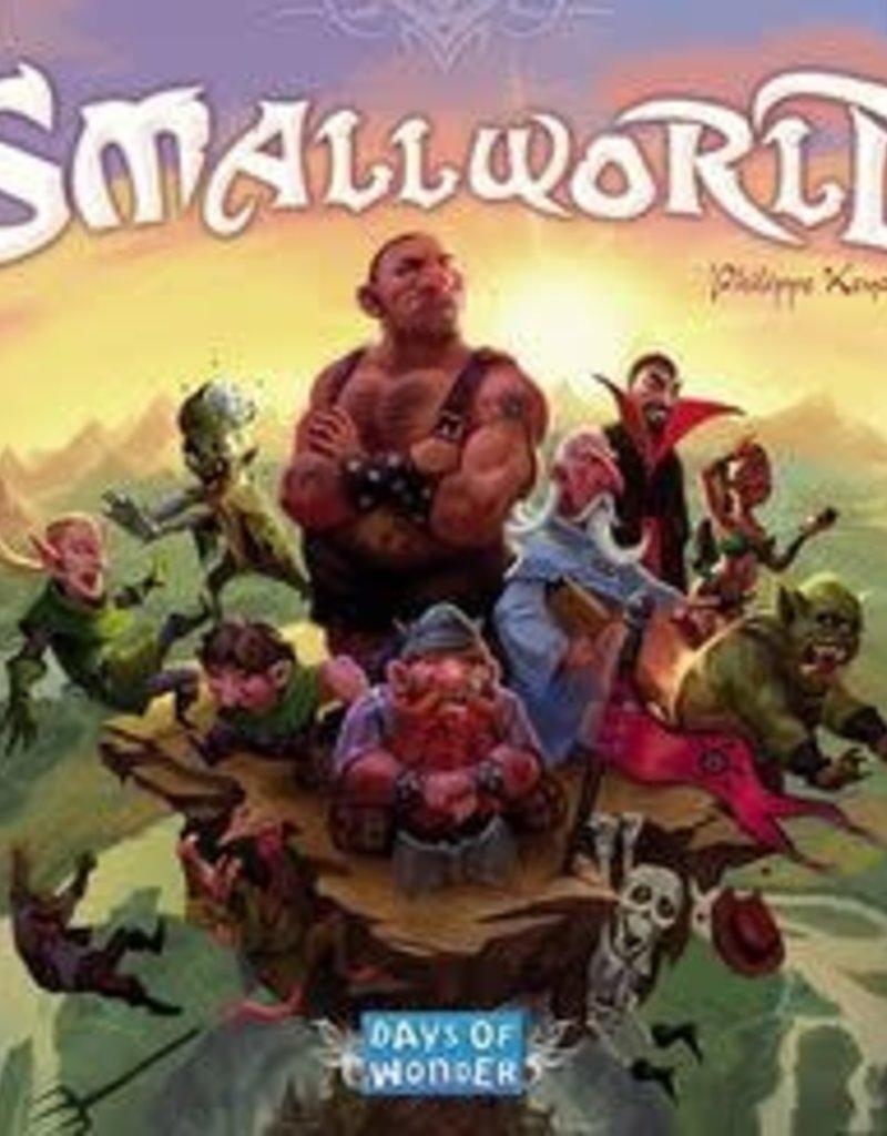 Days of Wonder Small world (EN)