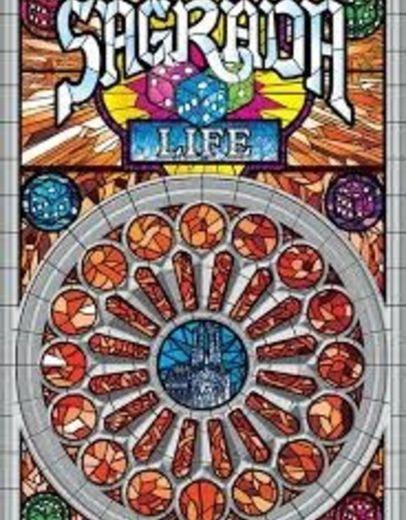Floodgate Games Précommande: Sagrada: Ext. Life (EN)