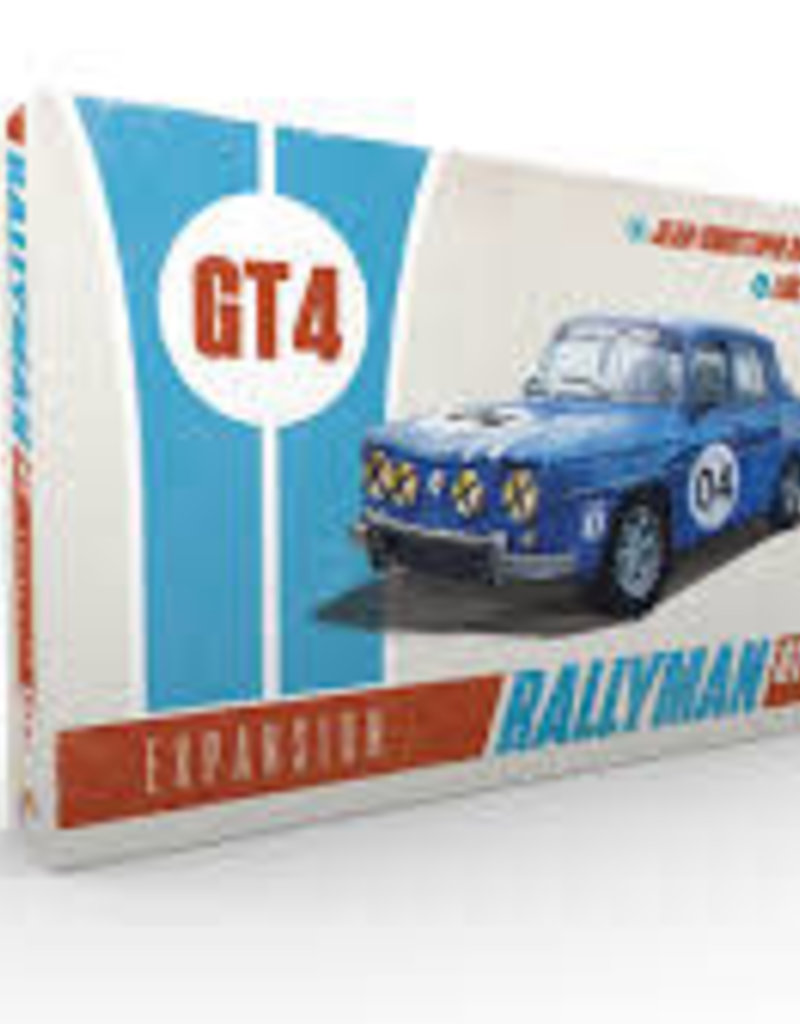 Holy Grail Games Rallyman GT: Ext. GT4 (FR)