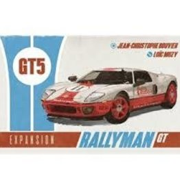 Holy Grail Games Rallyman GT: Ext. GT5 (FR)