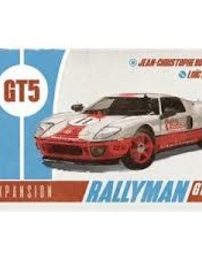 Holy Grail Games Rallyman GT: Ext. GT5 (FR)