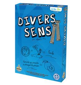 Editions Gladius International Inc. Divers Sens Vol. 2 (FR)