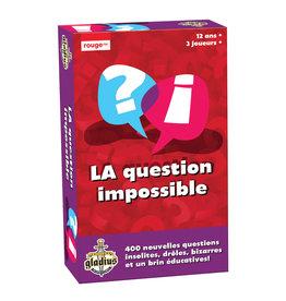 Editions Gladius International Inc. La Question Impossible (FR)