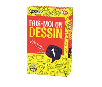 Fais-Moi Un Dessin: Vol. 1 (FR)