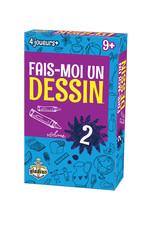 Editions Gladius International Inc. Fais-Moi Un Dessin: Vol. 2 (FR)