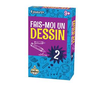 Fais-Moi Un Dessin: Vol. 2 (FR)