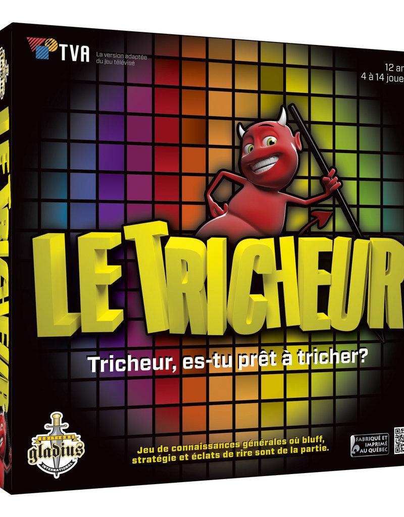 Editions Gladius International Inc. Le Tricheur (FR)