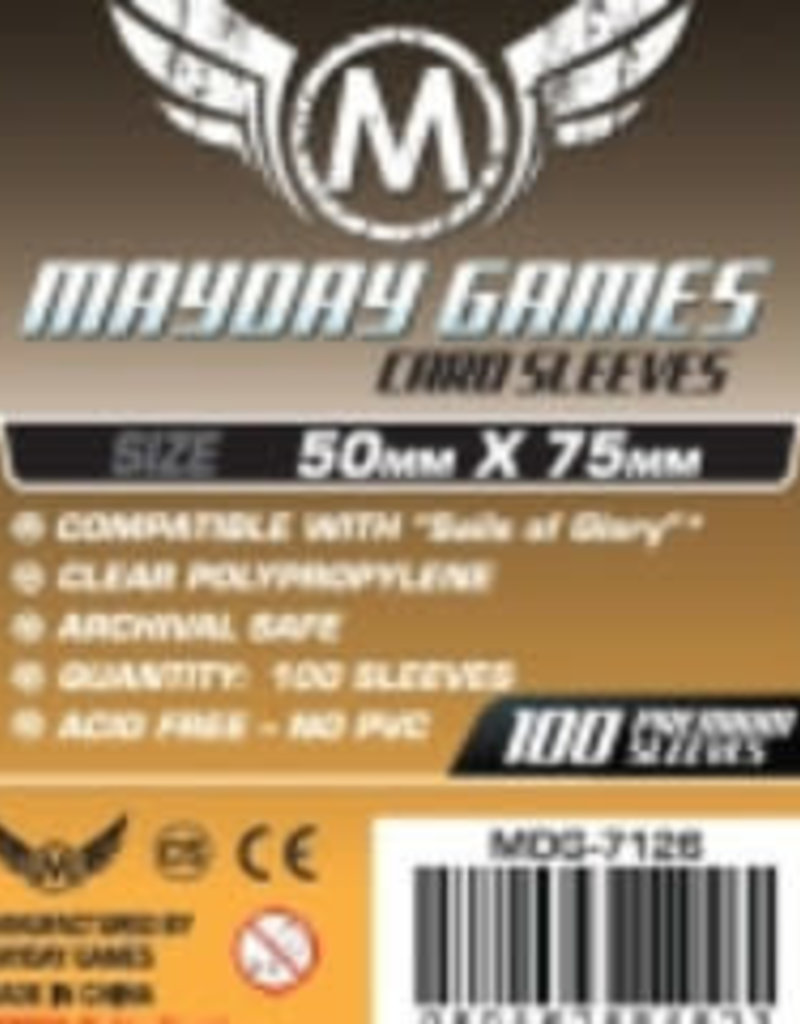 Mayday Games MDG-7126 «Sails Of Glory» 50mm X 75mm / 100  (commande Spéciale)
