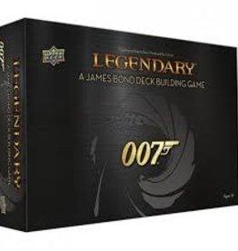 Upper Deck Marvel Legendary: 007 James Bond (EN) (commande Spéciale)