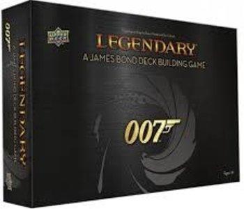 Marvel Legendary: 007 James Bond (EN) (commande Spéciale)