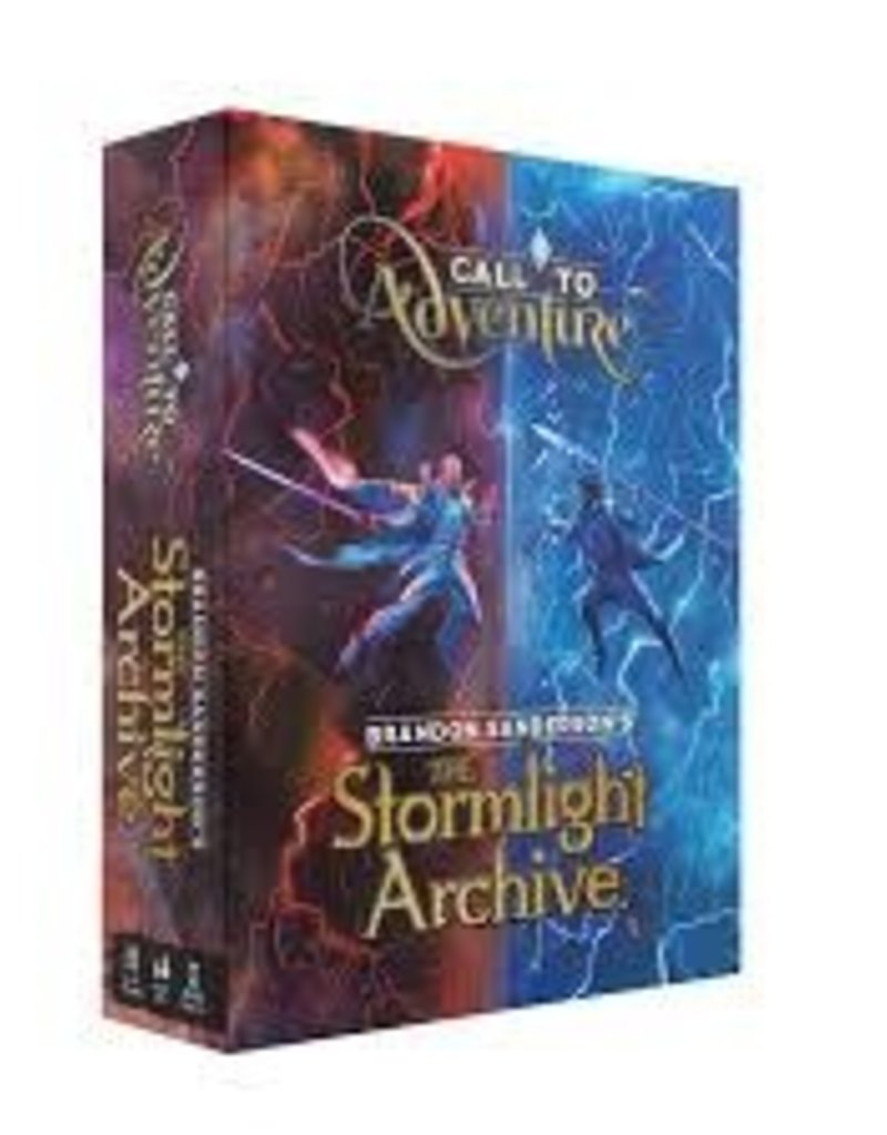 Brotherwise Games Call to Adventure: The Stormlight Archive (EN)