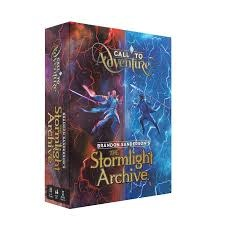 Call to Adventure: The Stormlight Archive (EN)
