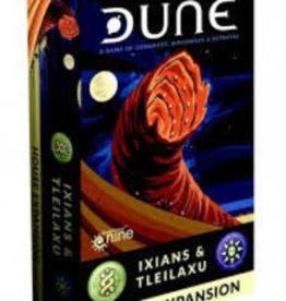 Dune: Ext. Ixians And Tleilaxu House (EN) (boite endommagée)