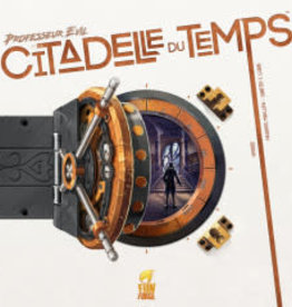 Professeur Evil et la Citadelle du Temps (FR) (boite endommagée)