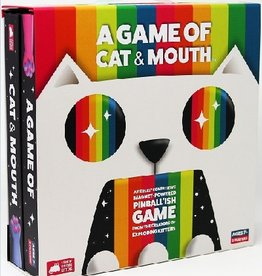 Exploding Kittens Précommande: A Game Of Cat And Mouth (EN) Novembre 2020