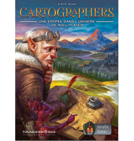 Thunderworks Games Cartographers (FR)