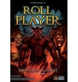 Intrafin Games Roll Player: Ext. Monstres Et Sbires (FR)