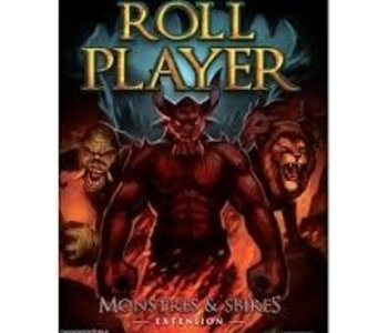 Roll Player: Ext. Monstres Et Sbires (FR)