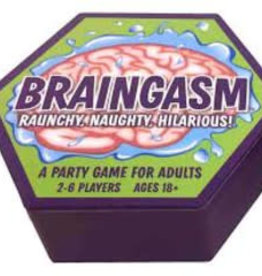 Braingasm (EN) Usagé