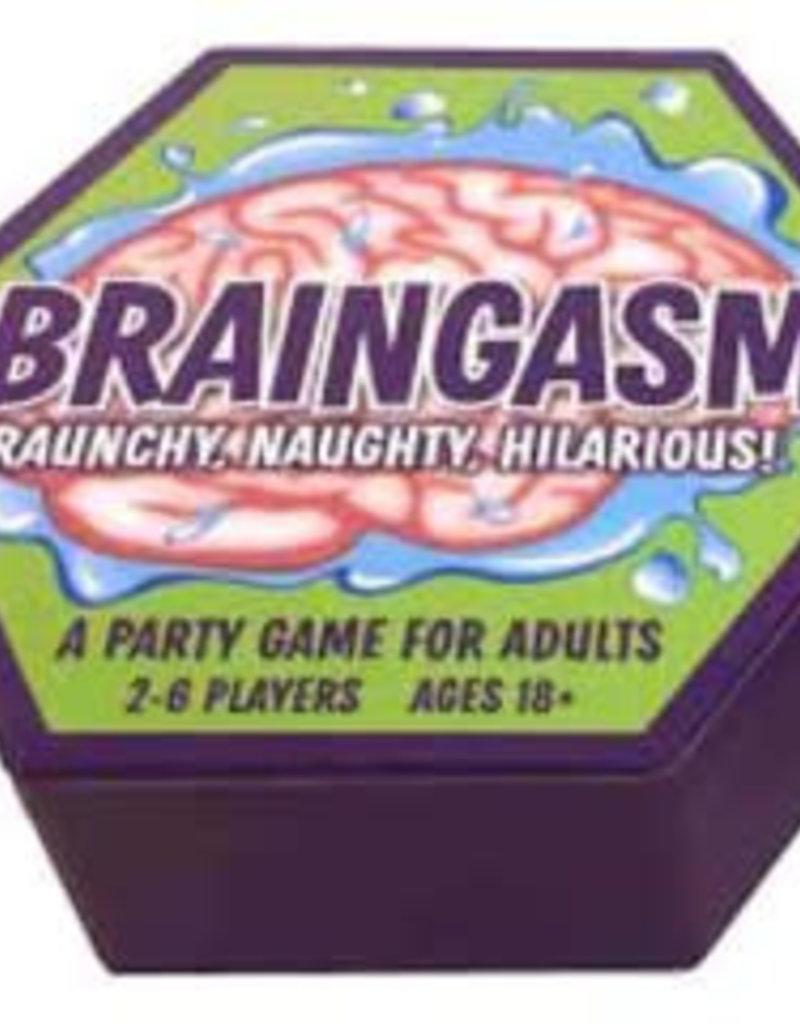 Braingasm (EN) Usagé