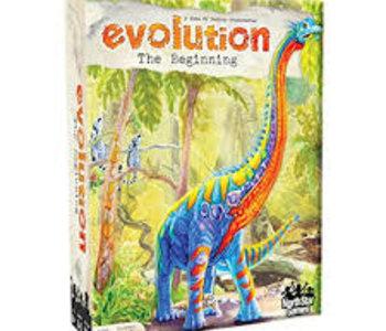 Evolution: The Beginning (EN)