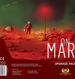 Eagle-Gryphon Games On Mars: Ext. Upgrade Pack (EN)