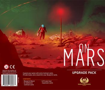 On Mars: Ext. Upgrade Pack (EN)