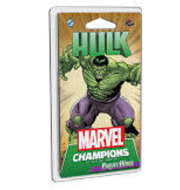 Fantasy Flight Games Marvel Champions: Le Jeu De Cartes: Ext. Hulk (FR)
